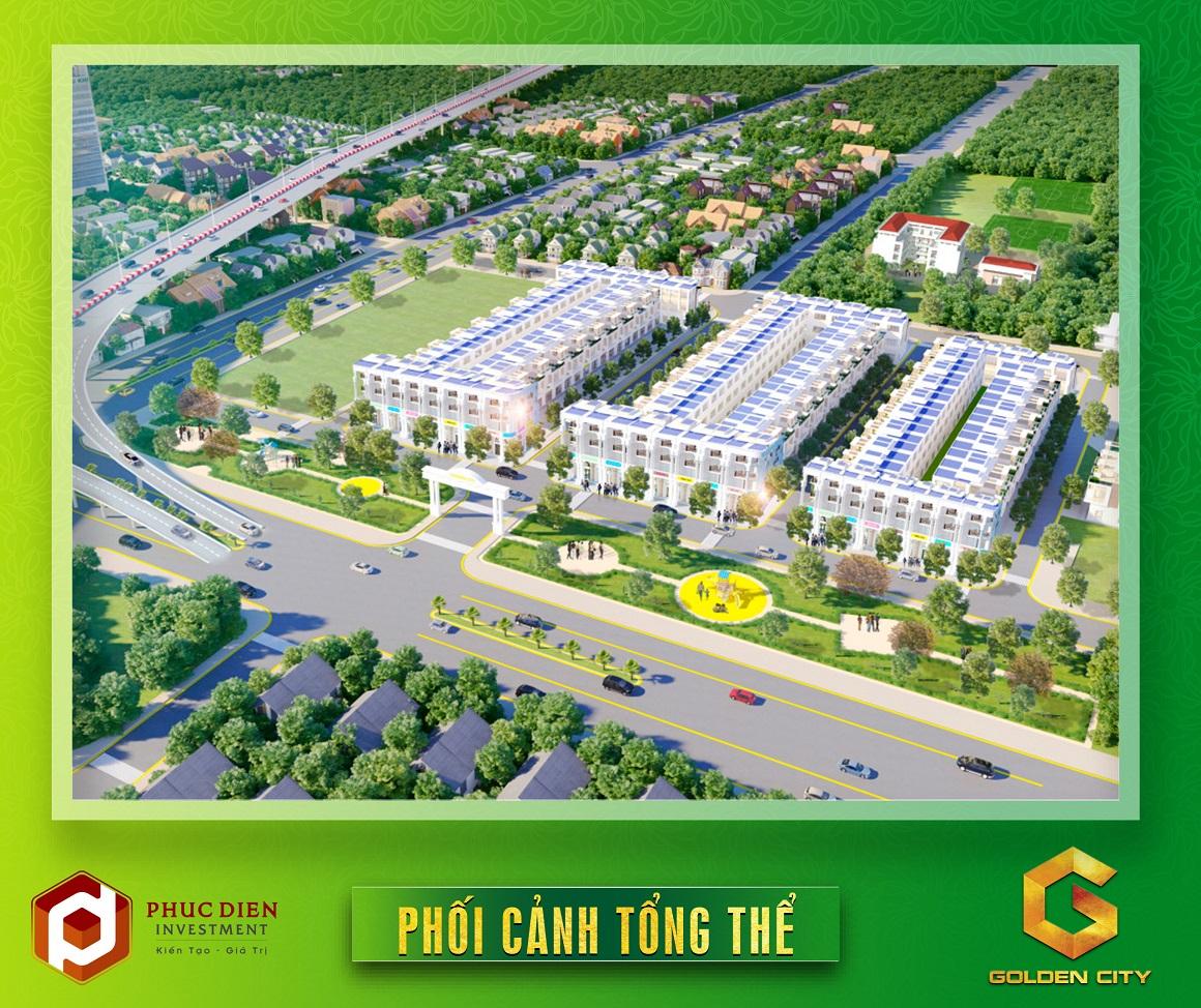 Phúc Điền Land Khai Trương Dự Án Khu Đô Thị Golden City Ngay Bà Rịa - 284078
